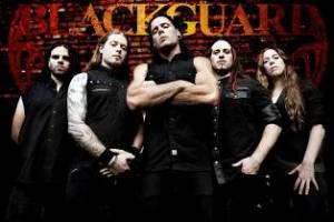 BLACKGUARD RELEASE EUROPEAN TOUR DATES