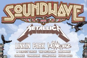 ADELAIDE SOUNDWAVE IS SOLD OUT!!!