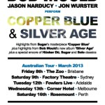 Bob Mould IS coming to Australia!
