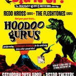 Live – Hoodoo Gurus presents The Dig It Up Invitational, Perth WA, 28 April 2012