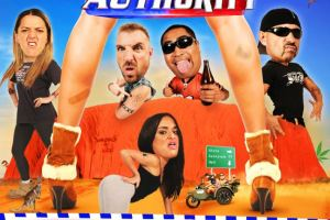 WIN WIN WIN Tickets to the new comedy HOUSOS VS AUTHORITY