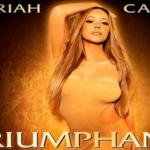 "MARIAH CAREY NETS HER 16th #1 DANCE HIT WITH LATEST SINGLE, ""TRIUMPHANT (GET 'EM)"""