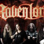 RAVEN LORD – Cover Artwork Revealed, New Song Available For Streaming