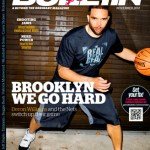 BROOKLYN NETS STAR POINT GUARD DERON WILLIAMS COVERS NOVEMBER'S RED BULLETIN