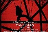 "ELECTRIC  SISTER RECORDS ""DROP DEAD LEGS"" FOR ALL-STAR VAN HALEN TRIBUTE"