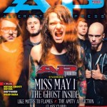 MISS MAY I: Alternative Press Magazine's AP TOUR FALL 2012 Issue Covers Revealed!
