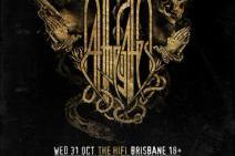 At The Gates – Live in Perth – 3rd November 2012
