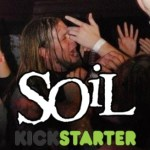 SOiL LAUNCHES KICKSTARTER CAMPAIGN AS WORK BEGINS ON NEW ALBUM
