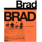 BRAD Welcome To Discovery Park CD & Vinyl Album Re-Issues Available Now
