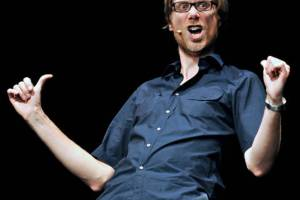 Live Comedy – Stephen Merchant, Perth, 6 December 2012