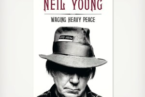 Book Review – Waging Heavy Peace by Neil Young