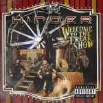 HINDER – Welcome To The Freakshow