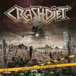 CRASHDÏET SIGN TO 3WISE RECORDS; 'THE SAVAGE PLAYGROUND' OUT JANUARY 25 2013