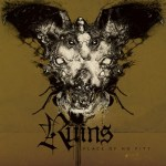 "Listenable Records To Release RUINS ""A Place of No Pity"" On February 26th in North America"