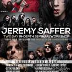 "Rock Photographer JEREMY SAFFER Announces NEW YEARS DAY as Guest Band for ""Capturing Music: A Music Photography Seminar"" – February 9-10, 2013 @ SoundCheck Hollywood"