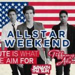 Allstar Weekend / Cute Is What We Aim For at Anaheim House of Blues 1/19