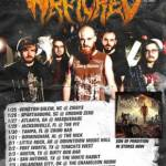 WRETCHED BEGIN HEADLINING TOUR THROUGHOUT SOUTHEAST BEFORE JOINING SOILWORK