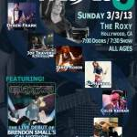 BRENDON SMALL'S GALAKTIKON To Make Live Debut Headlining WESFEST 8 Benefit Concert — At The Roxy in L.A. on March 3, 2013