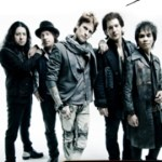 LIVE – BUCKCHERRY wsg Vince Neil, Mount Pleasant, MI, December 28, 2012