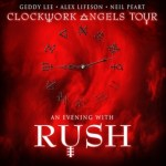 LIVE – Rush, San Jose, CA, November 15, 2012