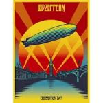 LED ZEPPELIN – CELEBRATION DAY CD & DVD