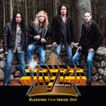 "Christian rockers Stryper's new single ""Bleeding From The Inside Out"" available today"