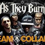 AS THEY BURN RELEASE DIGITAL SINGLE