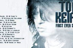 LIVE – Tom Keifer, Ferndale, MI, February 24, 2013