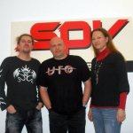EDENBRIDGE Sign With Steamhammer/SPV