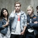"The Summer Set release ""Boomerang"" today on iTunes"