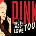 LIVE – P!NK, Auburn Hills, MI, March 5, 2013