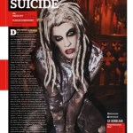 DAVEY SUICIDE Named One of Alternative Press's  100 Bands You Need to Know This Year