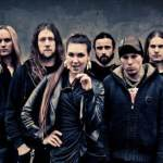 AMARANTHE Unveils New Track 'Mechanical Illusion' Today — New Album 'The Nexus' Due for U.S. Release on March 26th via Spinefarm Records