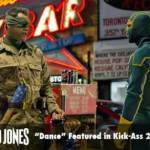 "DANKO JONES Track ""Dance"" Featured in New Theatrical Trailer for KICK ASS 2"
