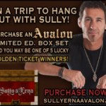 Sully Erna Takes Golden Ticket Winner To Catalina Island