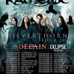 KAMELOT Releases North American Tour Trailer