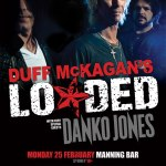 Duff McKagan's Loaded, Melbourne, 28 Feb 2013