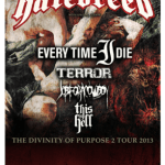 Hatebreed Kicks Off The Divinity Of Purpose 2 Tour