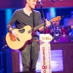 Joel Crouse Makes Opry Debut; Joins Taylor Swift on Tour May 28, 2013