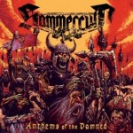 HAMMERCULT to Release Anthems of the Damned  July 16th on SPV/Sonic Attack Records