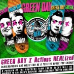 Green Day And Actions Realized Collaborate On Skateboard To Benefit Children's Hospital And Research Center Oakland