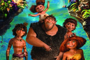 The Croods – Movie Review