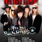 """THE LAST VEGAS BACK WITH A VIDEO FOR """"SHE'S MY CONFUSION,"""" US AND EURO TOUR ANNOUNCED WITH BUCKCHERRY AND HARDCORE SUPERSTAR"""