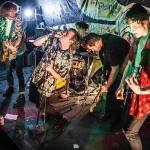 SKATERS Perform on Huw Stephens' BBC Radio 1