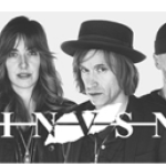 """INVSN """"Down In The Shadows""""   (Band features Refused Founder Dennis Lyxzén)"""