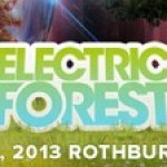 "Electric Forest's ""2 Day Sat & Sun"" Tickets, Celebrity Chef Pop-Up Restaurant,  2013 Festival Map and More"