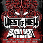 "WEST OF HELL Posts Second Summer ""Fly On The Wall"" Vlog Today with KNAC.com – ""Look What I Found?!"""