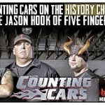 Five Finger Death Punch's Jason Hook Appearing on Counting Cars (History Channel) – TUESDAY NIGHT 9PM EST