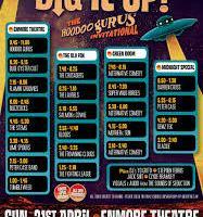 HOODOO GURUS – DIG IT UP INVITATIONAL, Sydney, 21 April 2013