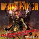 CONTEST – Win the new Five Finger Death Punch CD 'The Wrong Side of Heaven and the Righteous Side of Hell, Volume 1'